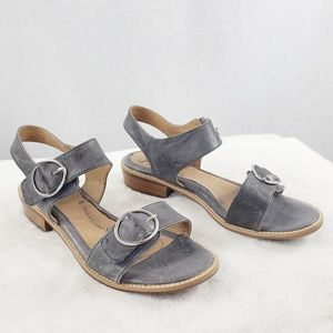 Sofft leather Nerissa super comfy sandals 8
